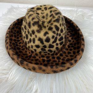 Eric Javits Hat Animal print M